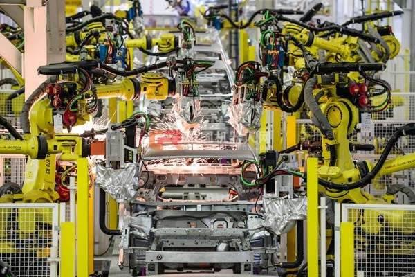 """北美机器人采购量创新高 线上配资 产业却""""式微""""?"""