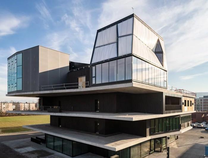 全球首个可居住的3D打印房子居然长这样?