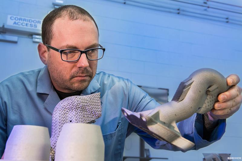 美军开发超强3D打印钢件以革新战场物流