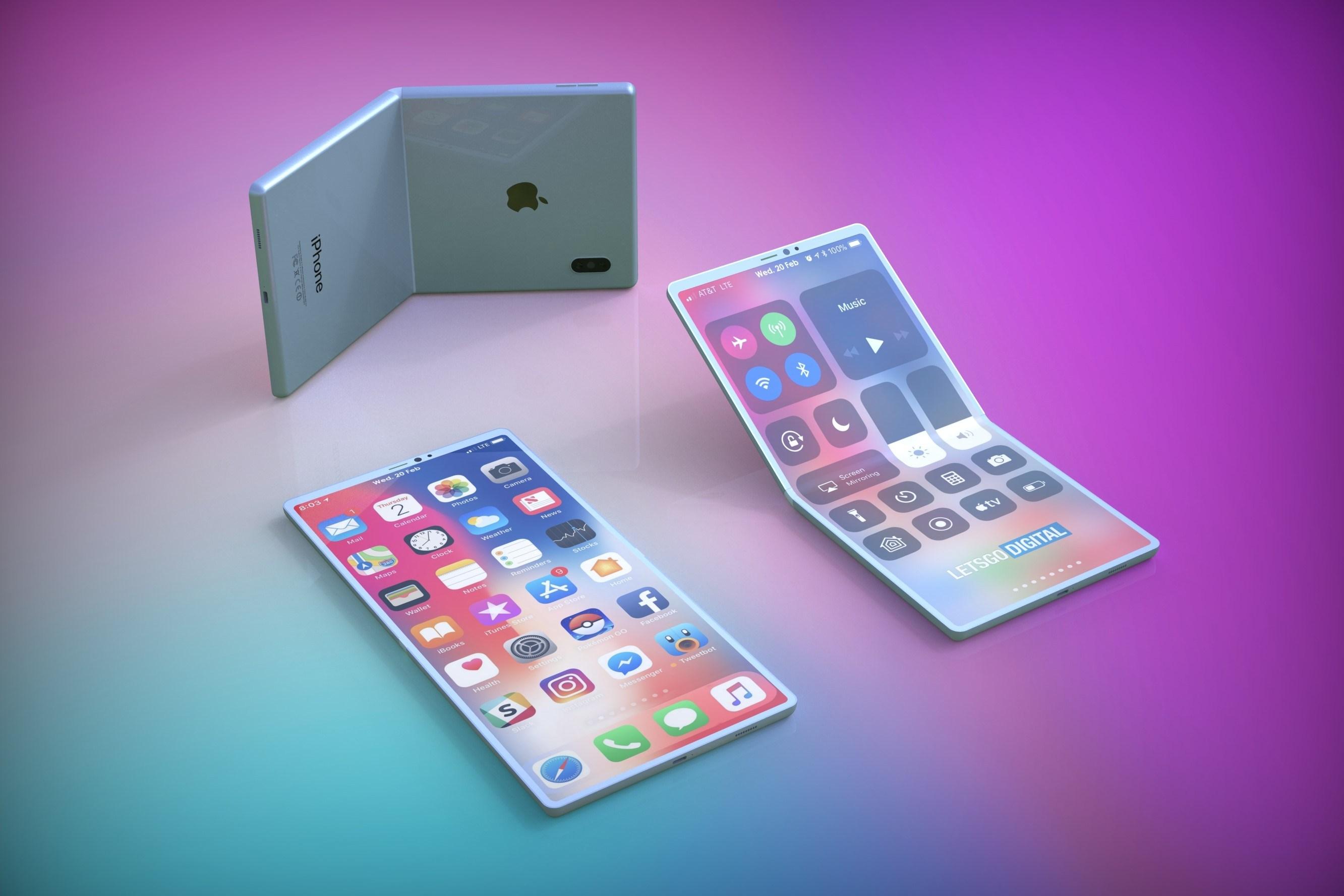 国产手机扎堆上折叠屏,苹果却掉队了?