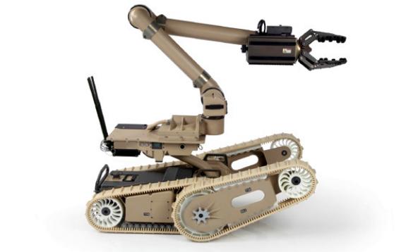 未来高危行业将离不开机器人?