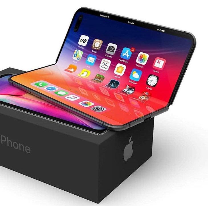 康宁正研发柔性玻璃 苹果或推出可折叠iPhone