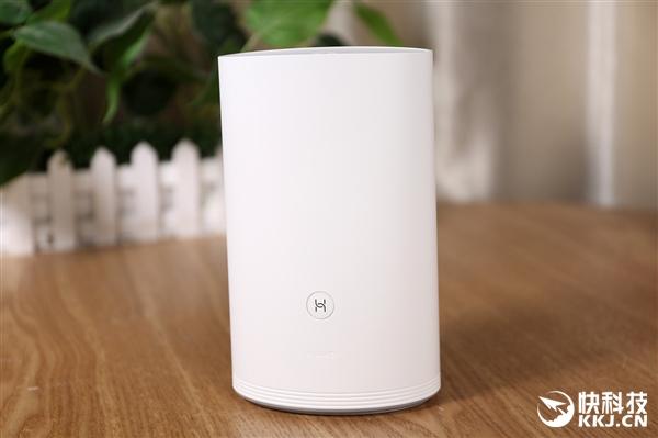 全屋Wi-Fi信号满格!华为路由Q2 Pro开箱图赏