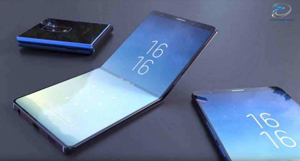 折叠屏手机 是翻身局还是过渡场?