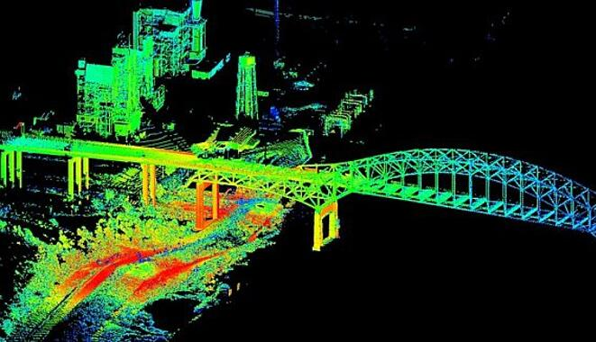 美空军开发芯片级激光雷达传感器 用于3D映射、导航和远程通信
