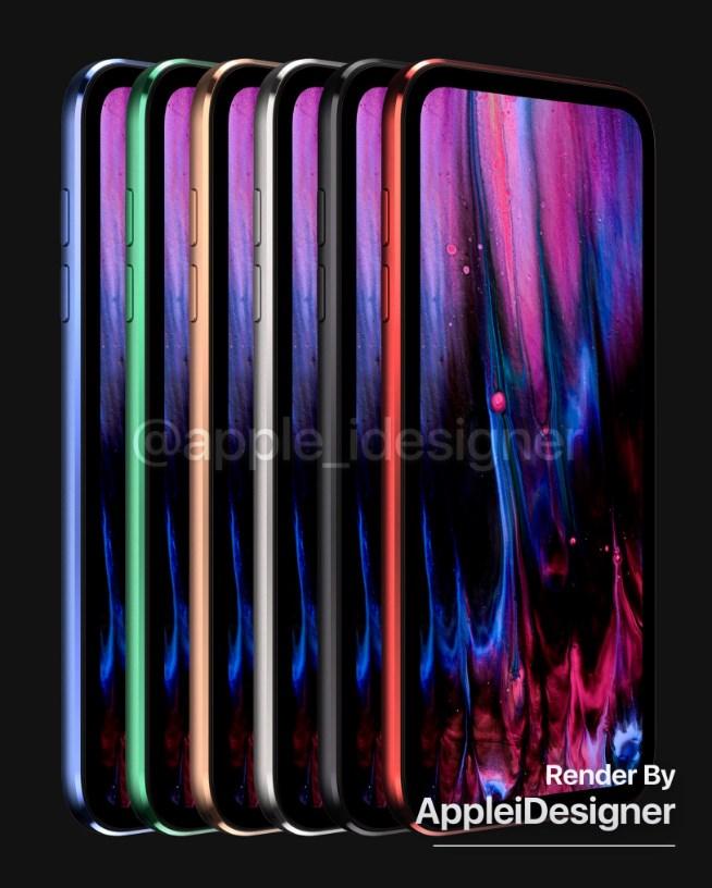 苹果iPod Touch 7再曝工程机示意图:4.9寸屏+单摄