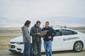 1100万美元!深度学习技术初创公司Brodmann17融资发展自动驾驶