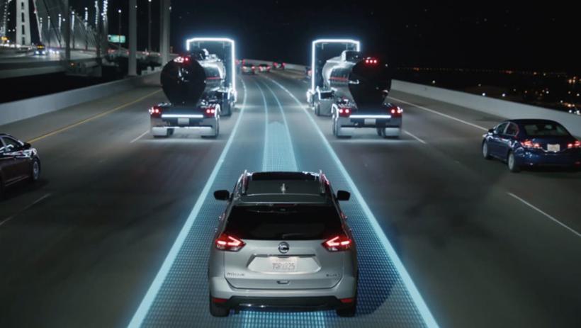 日产自动驾驶汽车将部署NASA技术 可实现远程控制