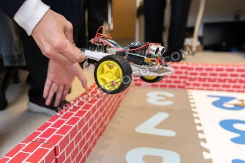 超低功耗ASIC惊艳ISSCC 让机器人小车跑几分钟和几个小时的差别