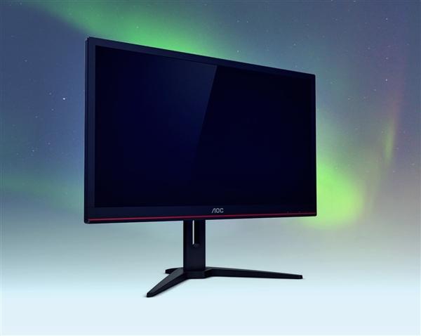 2000元 AOC推出28英寸电竞显示器:4K屏+FreeSync