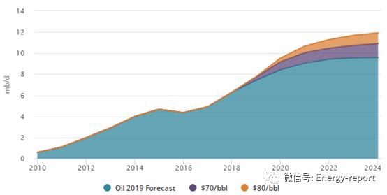 石油2019:分析和预测至2024