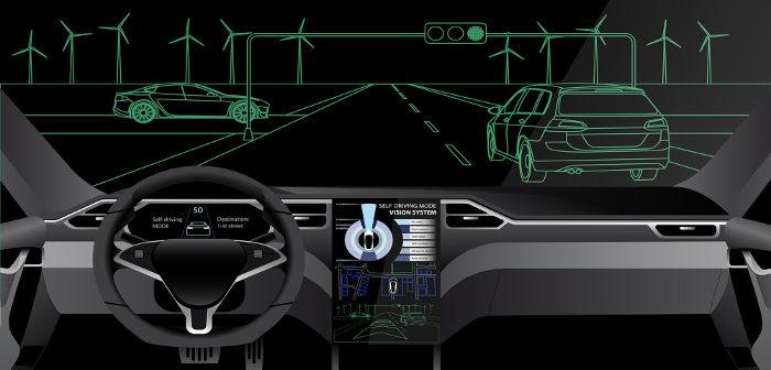 Inrix合作共享街道项目 实现自动驾驶车辆道路数据公开和互操作