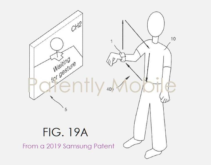 谷歌雷达传感专利:智能设备将支持生物识别和空中手势交互