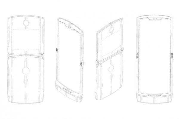 摩托罗拉折叠屏手机曝光:屏幕巨细6.2英寸,价格或超万元