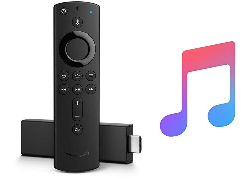 Apple Music现适用于亚马逊的Fire TV设备