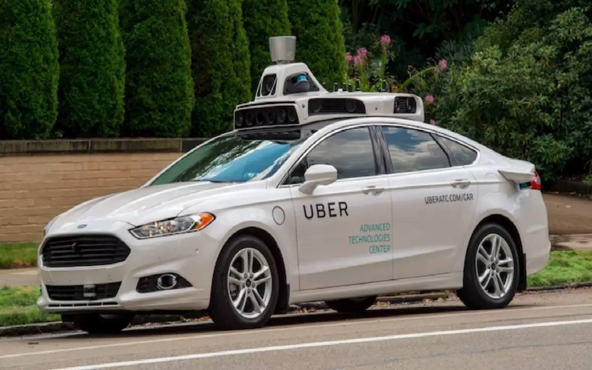 软银等拟投,Uber自动驾驶将获10亿美元投资