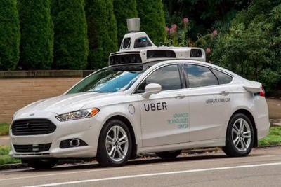 软银等拟出资10亿美元 投资Uber自动驾驶部门