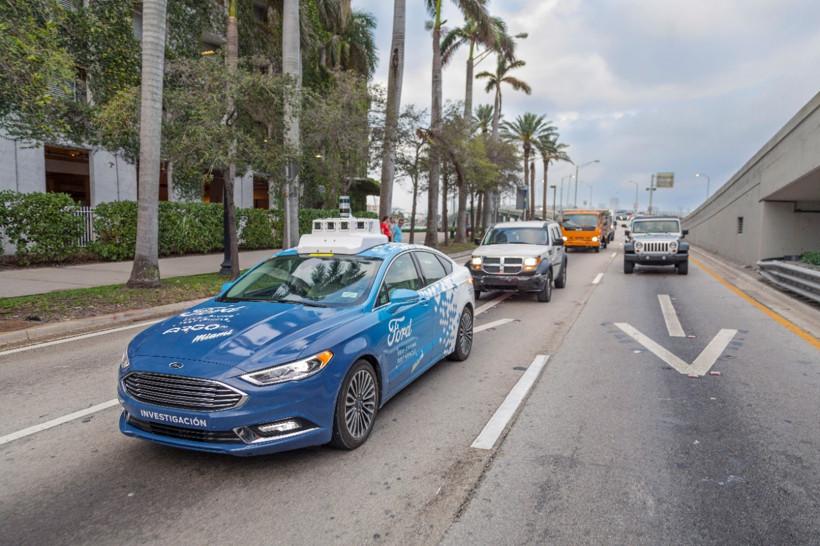 福特扩大自动驾驶版图 下一城或在奥斯汀