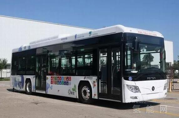 年后首批 2款燃料电池车型免征购置税