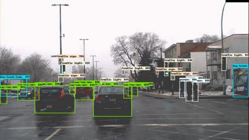 自动驾驶视觉软件供应商Algolux推自动驾驶系统