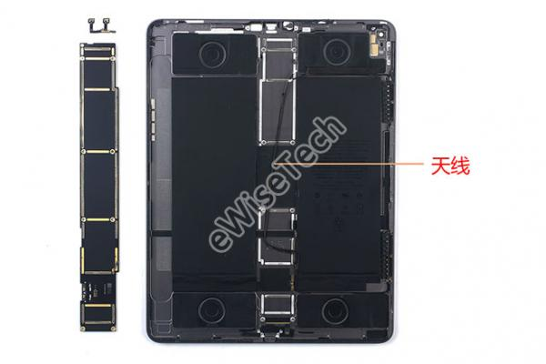 E拆解:平板对比之iPad Pro