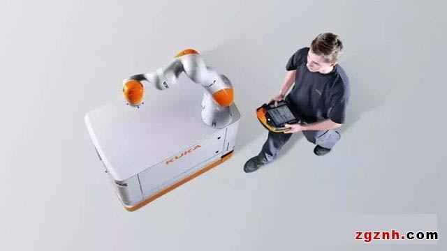 AGV机器人2018成果大盘点 数据令人惊喜
