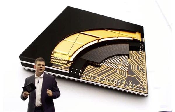 AMD公布3D封装技术:处理器与内存、缓存通过硅穿孔堆叠在一起