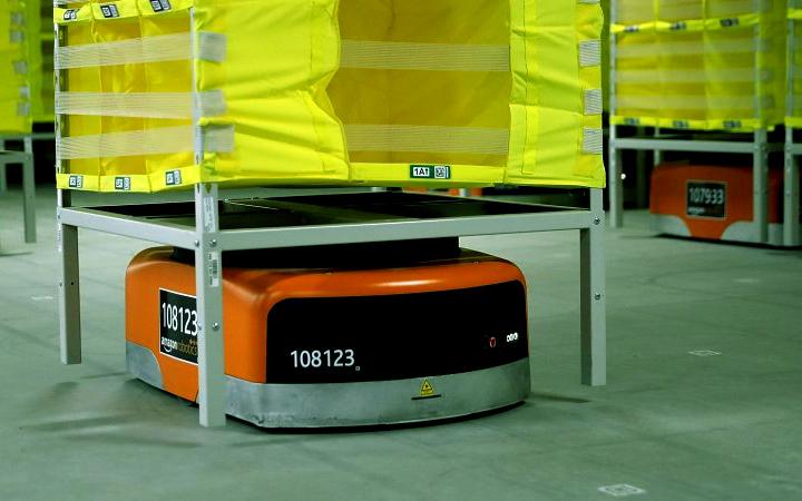 未来机器人将如何变革零售业?