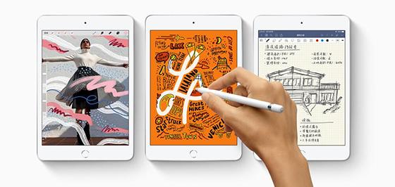 苹果推出新款iPad Air和iPad mini 升级A12处理器