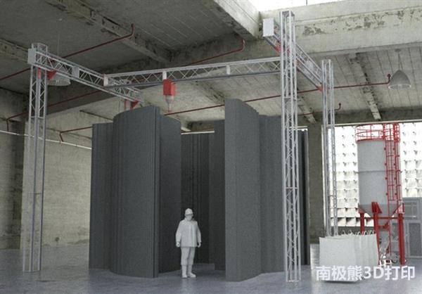 沙特购买建筑3D打印机 10年要造150万套新房
