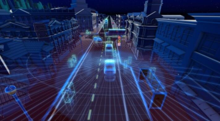 Velodyne展示可收集丰富感知数据的激光雷达解决方案