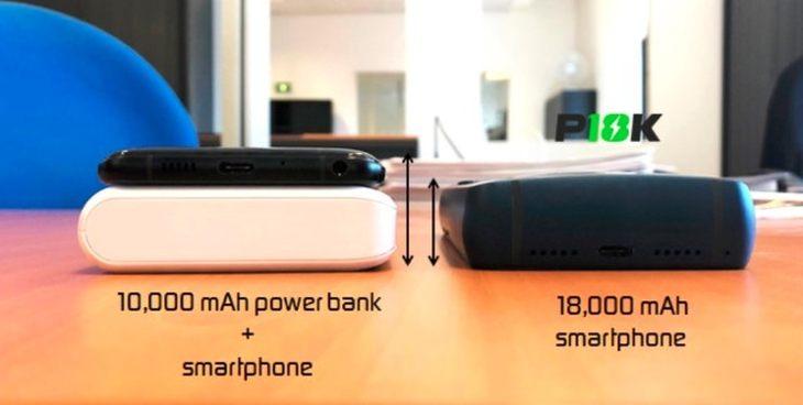 全球最大电池容量手机开启众筹!售价699美元