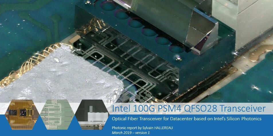 深入分析首款采用英特尔独特的激光器集成技术的硅光子芯片