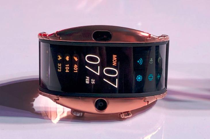 """智能手表?智能手机?努比亚α:""""腕机""""!"""