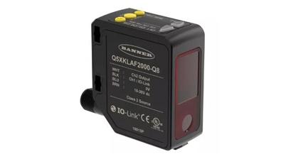 邦纳推出Q5X系列高能型激光传感器