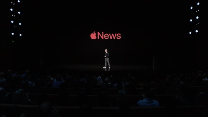 一个全新的苹果 我们都需要重新适应