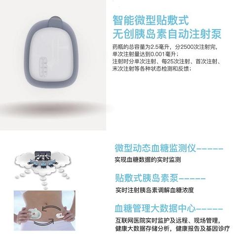 糖尿病移动医疗设备现状 前海领创助力物联网构建