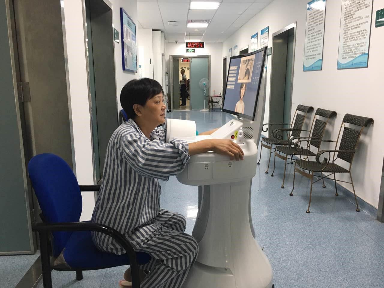 钛米机器人获B+轮投资 加速医疗机器人对智慧医院赋能