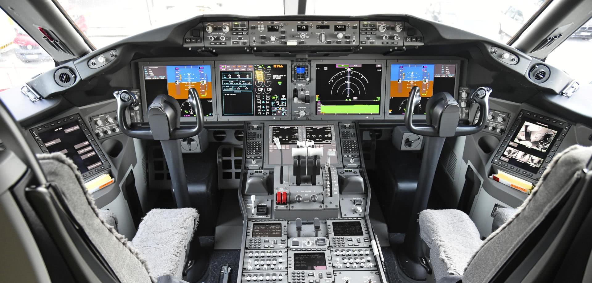 波音又出事?美聯航波音787客機駕駛艙冒煙