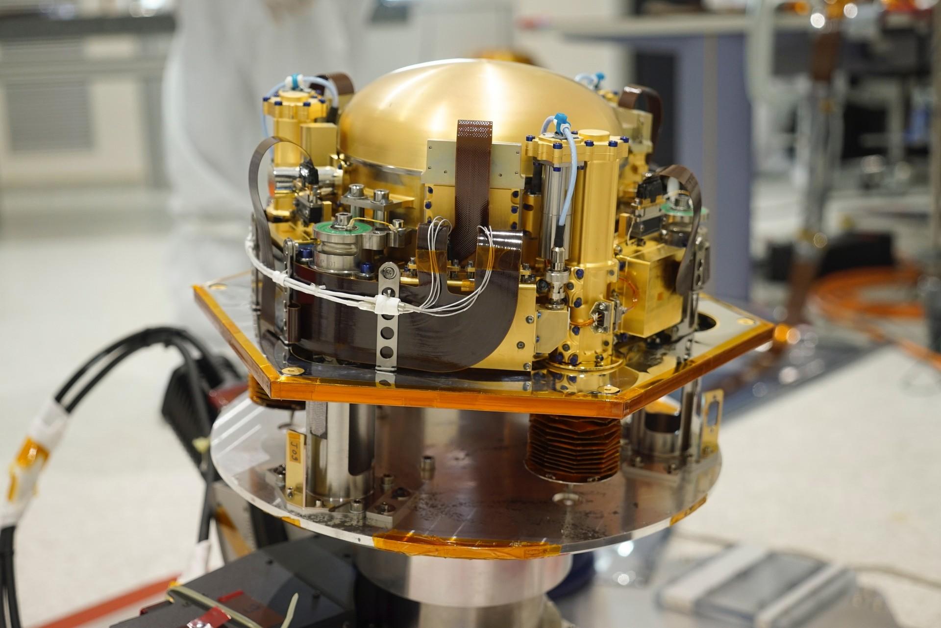 火星任务甄选可靠连接器