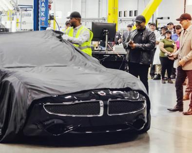 投680亿建动力电池基地,万向称从未停止造车!