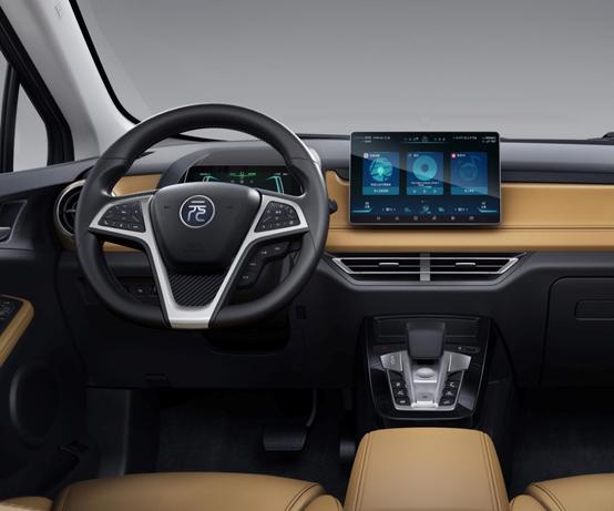 比亚迪全新元EV535 引领小型电动SUV六大风向