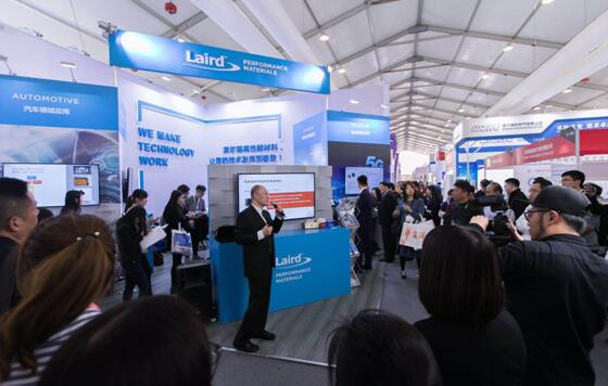 莱尔德高性能材料首次亮相2019慕尼黑上海电子展