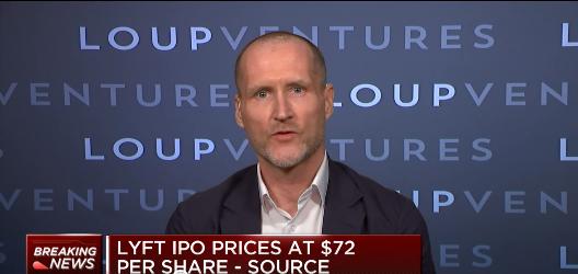 Lyft IPO总估值205亿美元 首次公开发行每股价格72美元