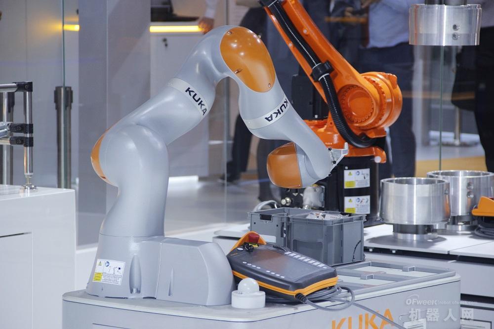 利润暴跌八成  美的收购机器人巨头库卡是对是错?