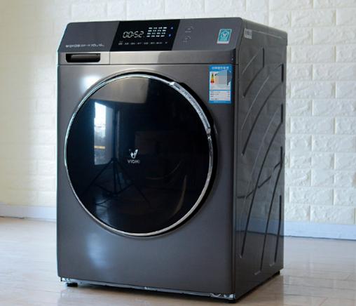 全家洗衣有它就够了 云米互联网洗烘一体机10KG评测
