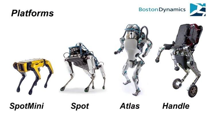 """波士顿动力更实干了 他们""""降级改造""""了物流机器人"""