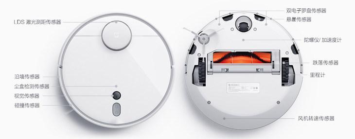 时隔两年半终于更新,贵了500元的小米米家扫地机器人1S值得买吗?