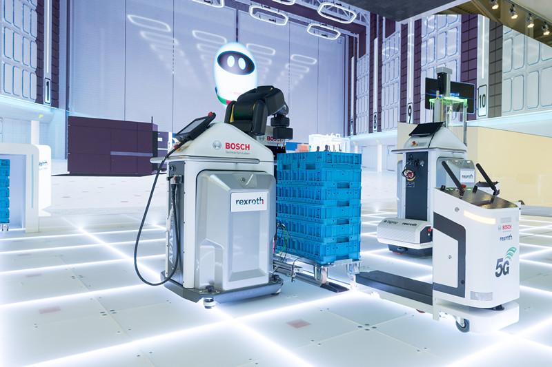 博世集团工业4.0业务销售额累计突破数十亿欧元