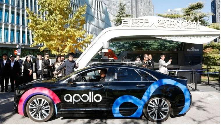 百度将于下半年推出自动驾驶出租车